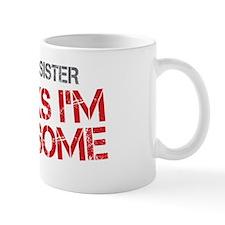 Big Sister Awesome Mug