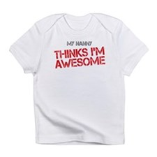 Nanny Awesome Infant T-Shirt