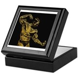 Body Building Keepsake Box