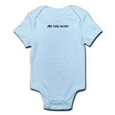 Funny Wish Infant Bodysuit