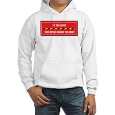 I'm the Roofer Hoodie