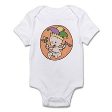 King Cake Baby Infant Bodysuit