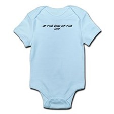 Cool At end day Infant Bodysuit