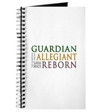 Guardian Trilogy Journal