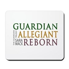 Guardian Trilogy Mousepad
