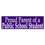Proud Parent of a Public School Student