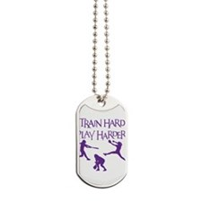 Unique Softball team Dog Tags