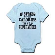 If Stress Burned Calories, I'd Be A Supermodel Bod