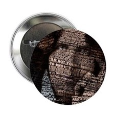 "Oscar Wilde 2.25"" Button"