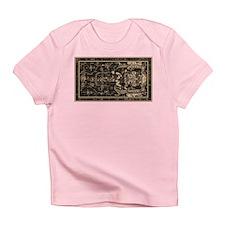 Sala Tumba de Pakal2 Infant T-Shirt