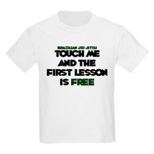 Touch me, 1st lesson FREE T-Shirt