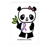 Autism Panda Postcards (Package of 8)