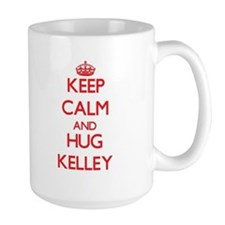 Keep calm and Hug Kelley Mugs