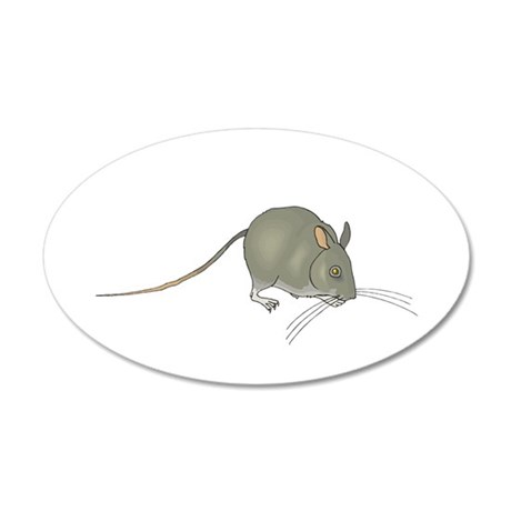 Mouse 15 Wall Decal