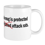 Attack Rat Coffee Mug