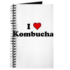 I Heart Kombucha Journal