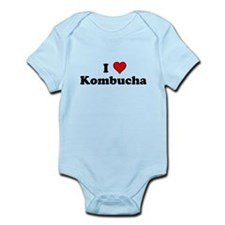 I Heart Kombucha Body Suit