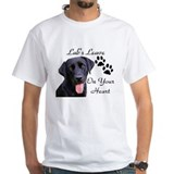 Pawprints on your heart Shirt