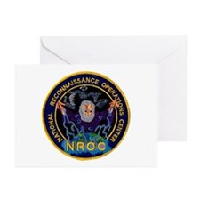 NRO Vipers Greeting Cards (Pk of 10)