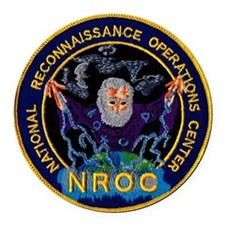 NRO Vipers Round Car Magnet
