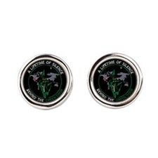 Green Door Outfit Cufflinks