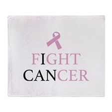 Fight Cancer Stadium Blanket