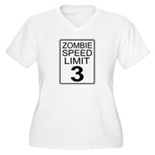 Zombie Speed Limit T-Shirt
