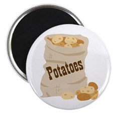 Potatoes Magnets