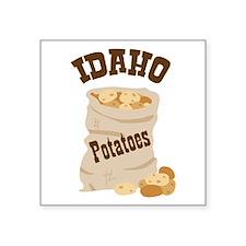 IDAHO Potatoes Sticker