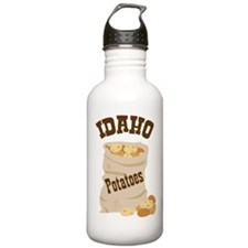 IDAHO Potatoes Water Bottle