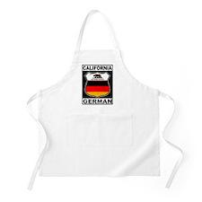 California German American Apron