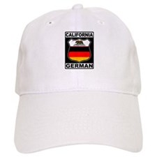 California German American Baseball Baseball Cap