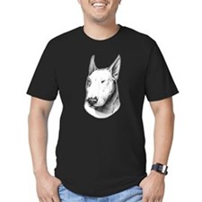 Bull Terrier Black T-Shirt