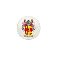Deville 2 Mini Button (10 pack)