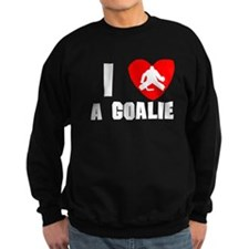I Heart A Hockey Goalie Jumper Sweater