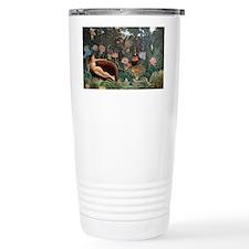 Henri Rousseau The Drea Travel Mug