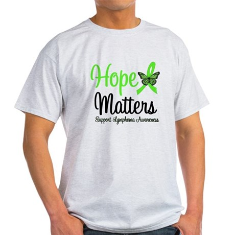 Hope Matters Lymphoma Light T-Shirt
