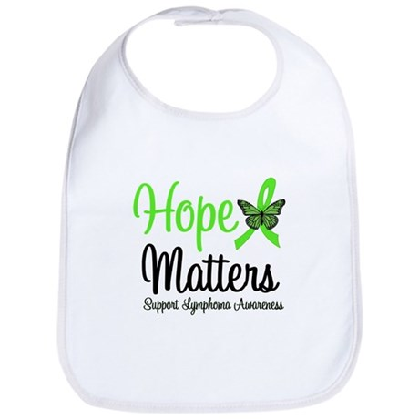 Hope Matters Lymphoma Bib