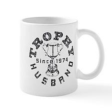Trophy Husband Since 1974 Mug