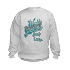Worlds Greatest Goat Lover Sweatshirt