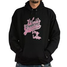 Worlds Greatest Dog Lover 2 Hoodie