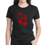 Five Four Poker Tee