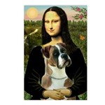 Mona & Boxer Postcards (Package of 8)