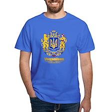 Ukraine COA T-Shirt