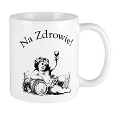 Polish Toast Wine Mug