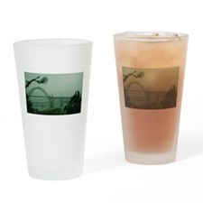 Newport Bay Bridge Drinking Glass