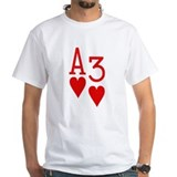 Ace Three Poker Shirt