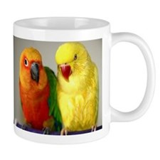 Orange  Yellow Mugs