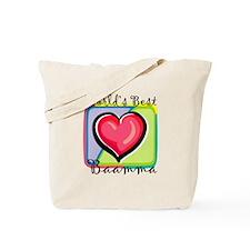 WB Grandma [Telugu] Tote Bag