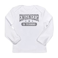 Engineer In Training Long Sleeve T-Shirt